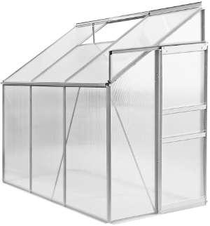 anlehngew chshaus aus glas holz selber bauen als wintergarten gew chshaus profi. Black Bedroom Furniture Sets. Home Design Ideas