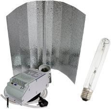 LED Pflanzenlicht Natriumdampflampe