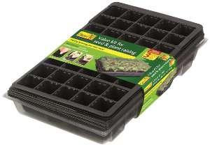 mehrere-anpflanztoepfe-in-einer-schale-aus-kunststoff