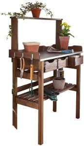 pflanztisch selber bauen f r den garten aus holz oder metall gew chshaus profi. Black Bedroom Furniture Sets. Home Design Ideas