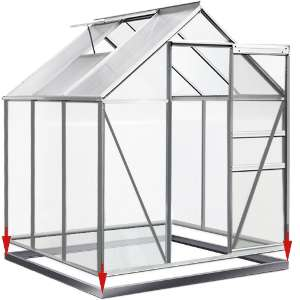treibhaus-aus-aluminium-und-mit-fundament